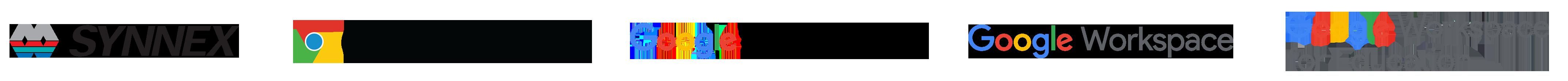 Synnex Australia | Google Chrome Logo